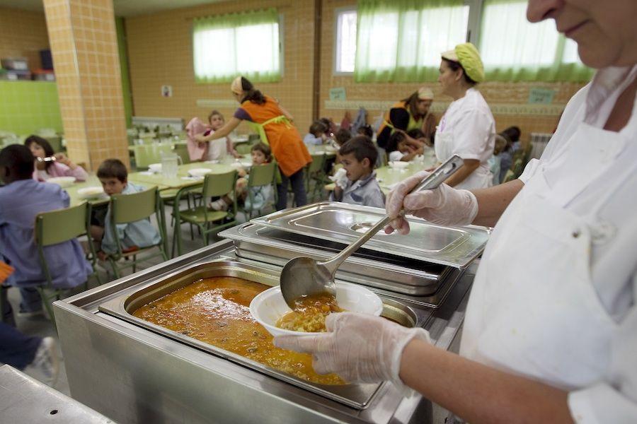 Impugnan tres concursos de comedor escolar por \