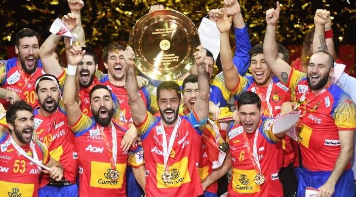 España Se Proclama Campeona De Europa De Balonmano