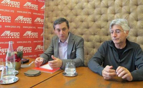 El PSUC Viu aprueba su hoja de ruta a favor del federalismo
