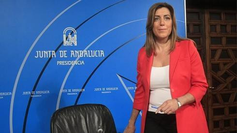 Resultado de imagen de Susana Díaz