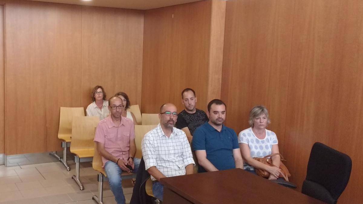 Jordi Ballart Marc Cadevall Marc Armengol Eva Candela Xavier Cardona