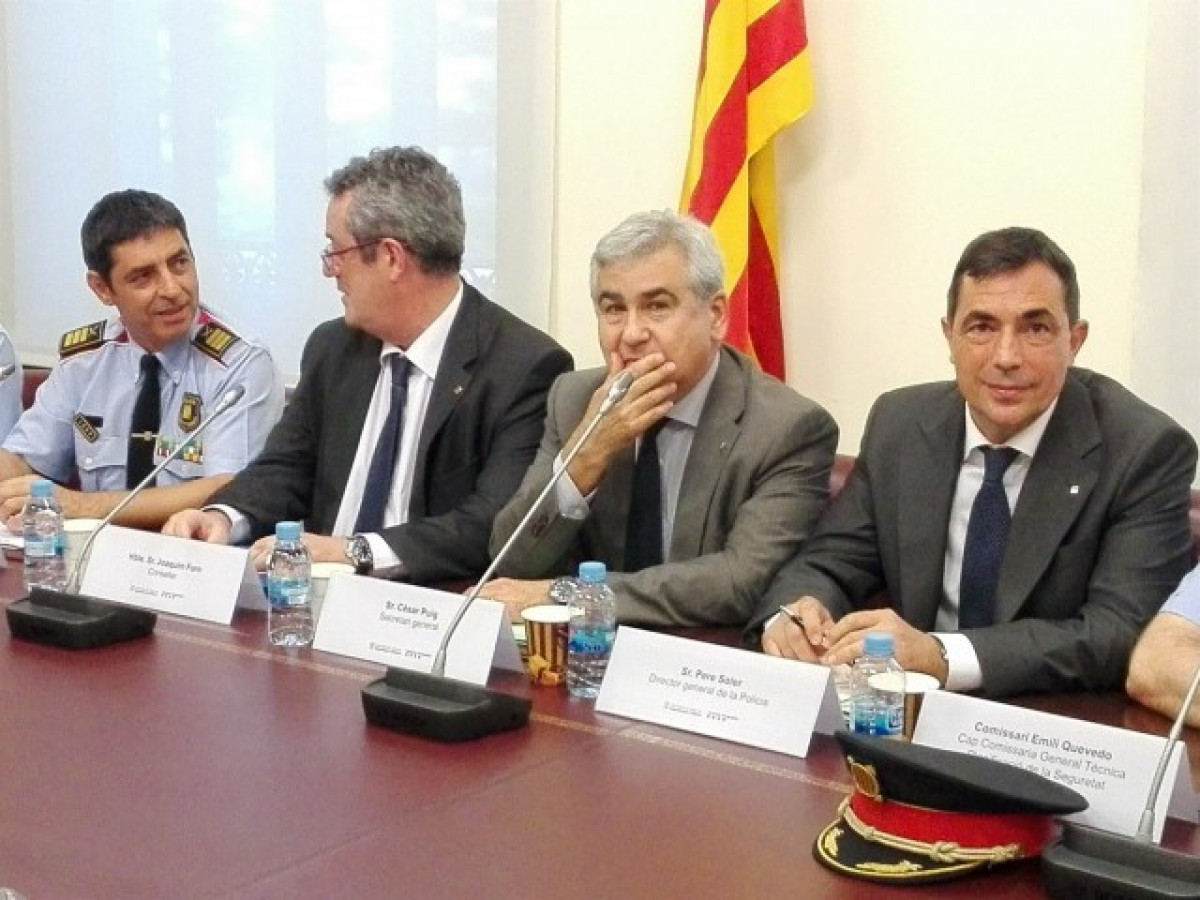Joaquim Forn Pere Soler 2