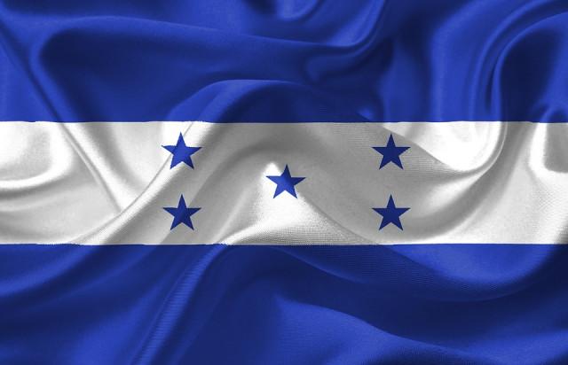 Honduras bandera