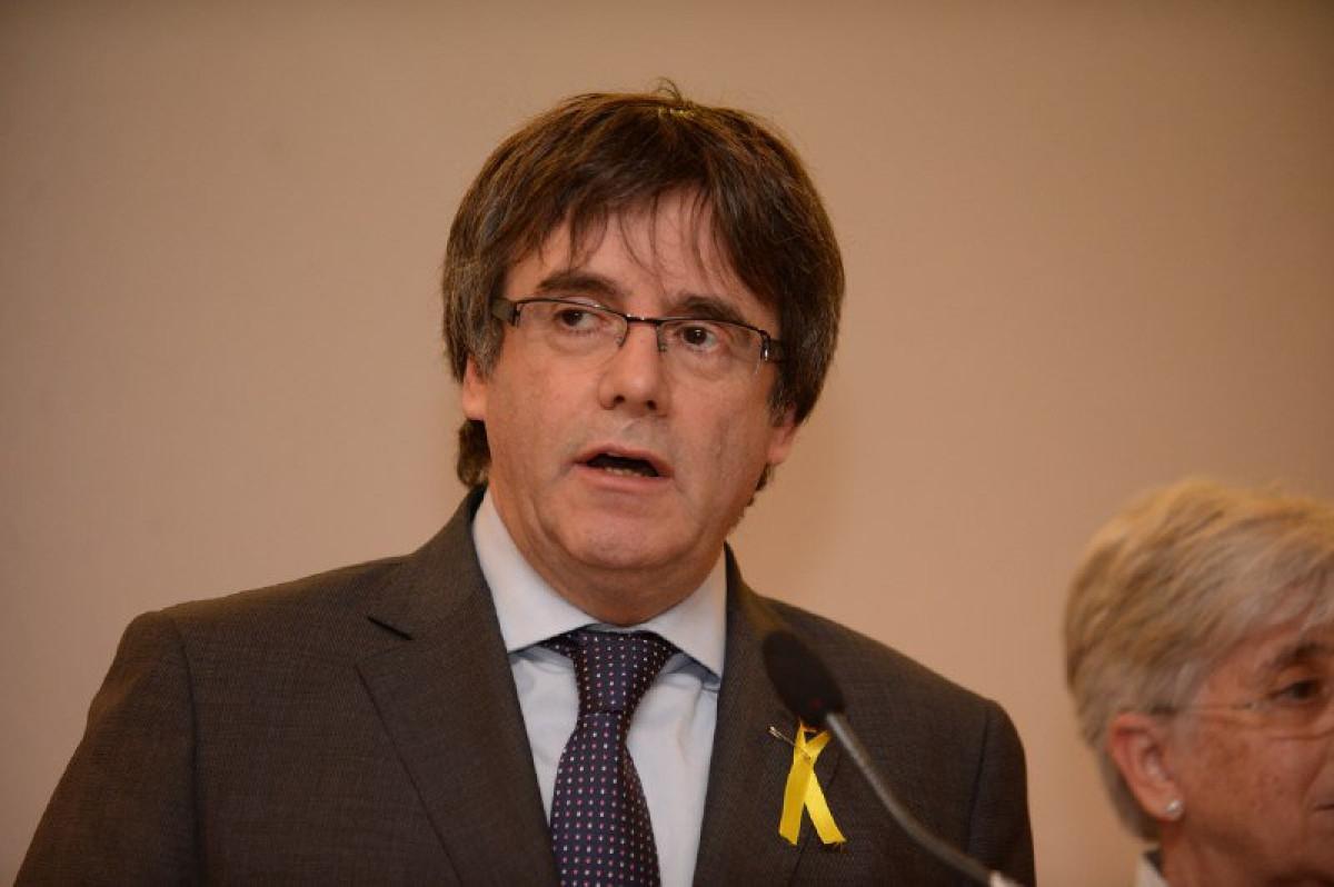 Puigdemont asegura que el Estado tiene miedo