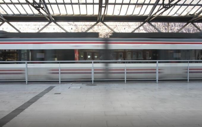 Tren cercanu00edas madrid