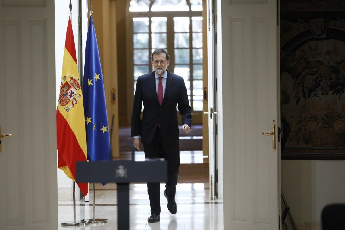 Rajoy balance 2017