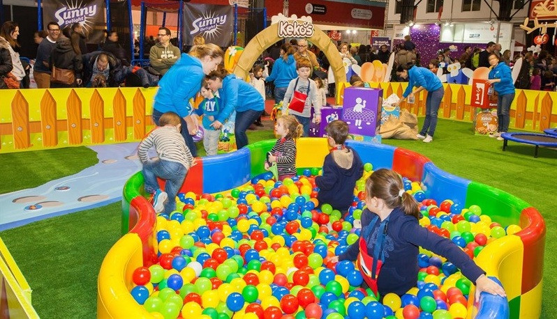 Festival de la infancia barcelona