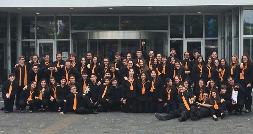 Banda Simfu00f2nica de Reus Kerkrade