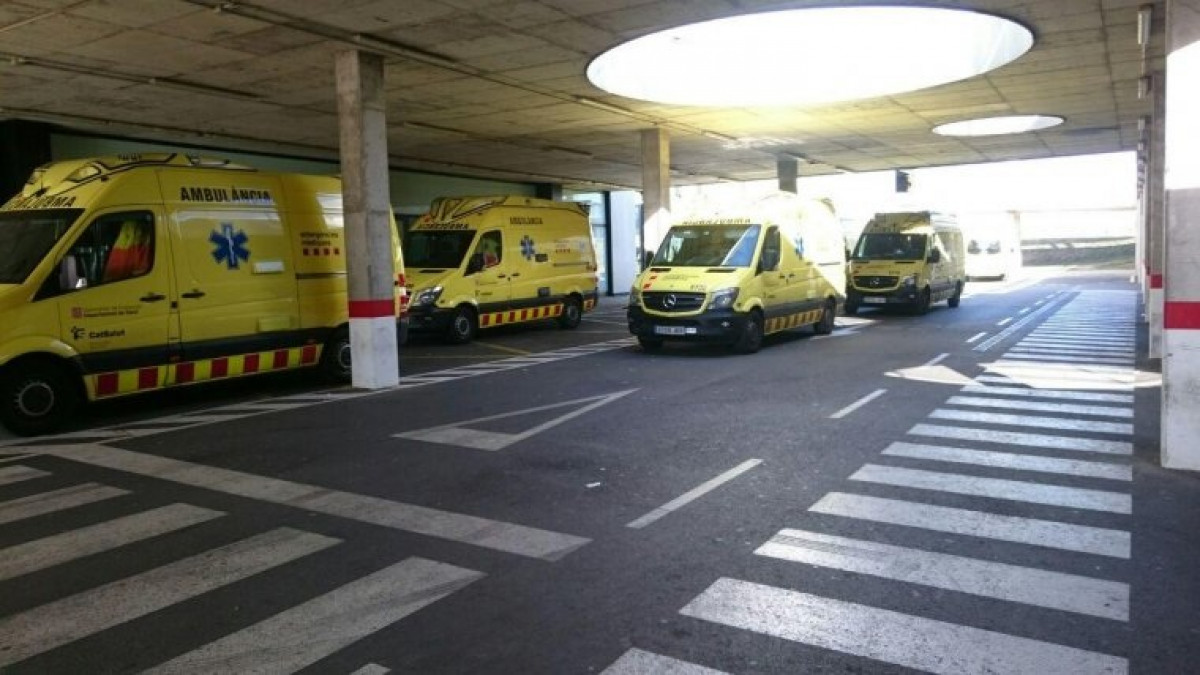 Hospital sant joan reus