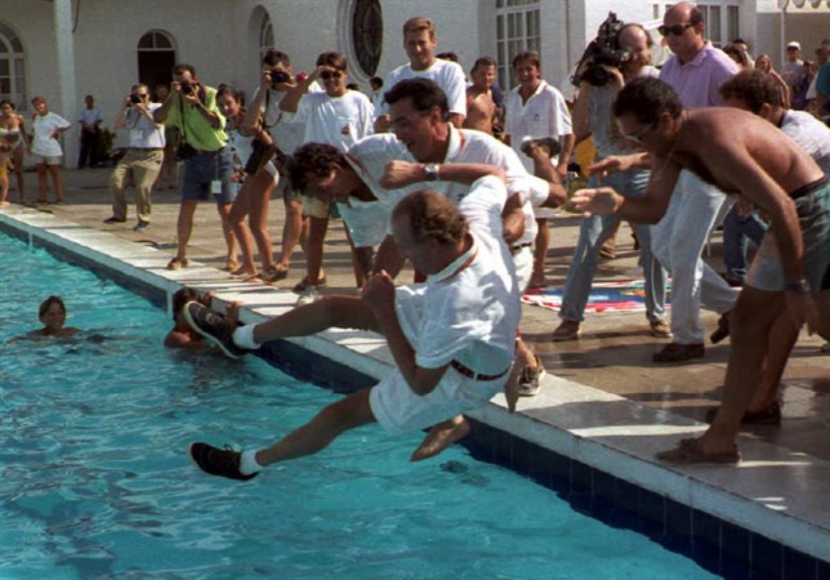Copa del rey vela piscina juan carlos