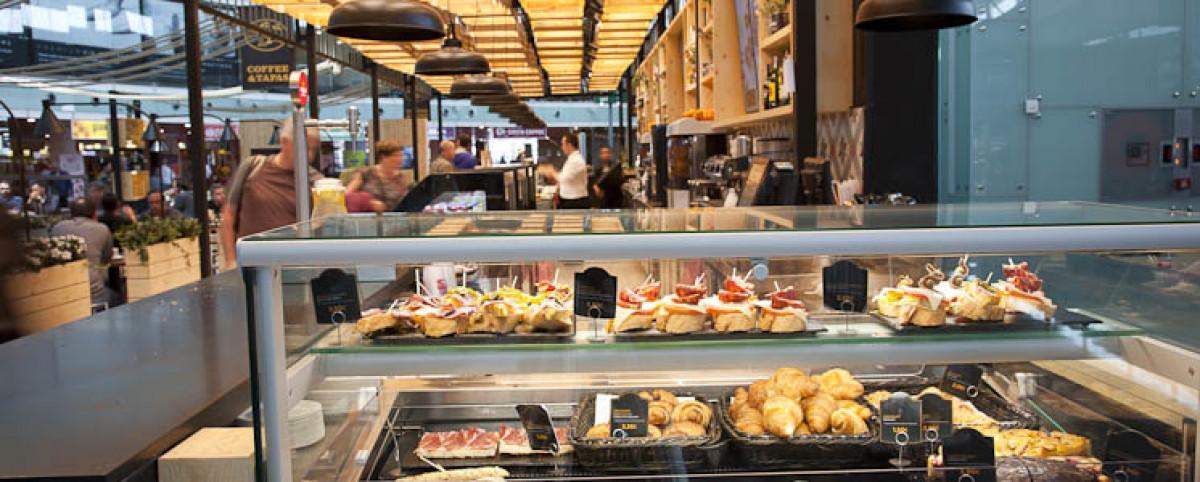 Bar aeropuerto aena cafeteru00eda