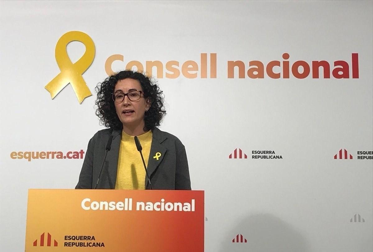 Marta rovira consell nacional erc
