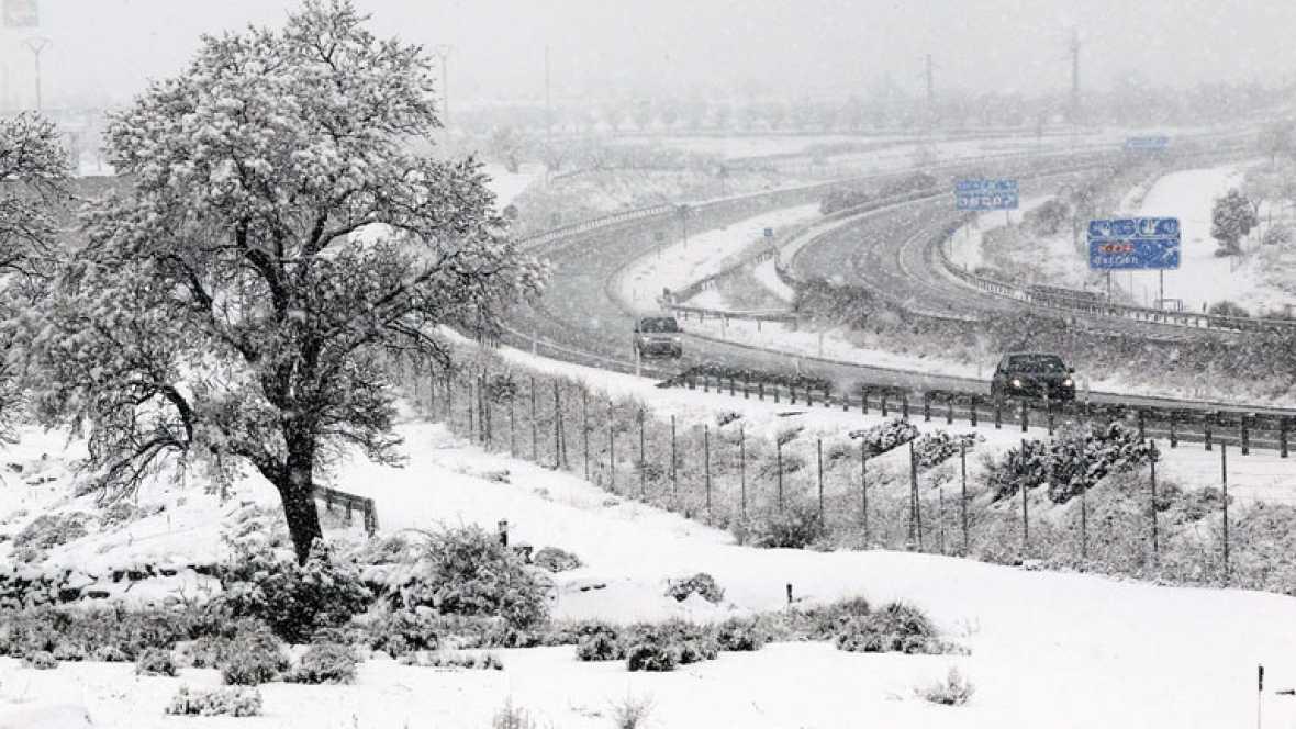 Temporal nieve 140118