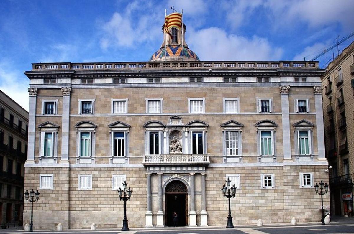 Ayuntamiento barcelona sant jaume