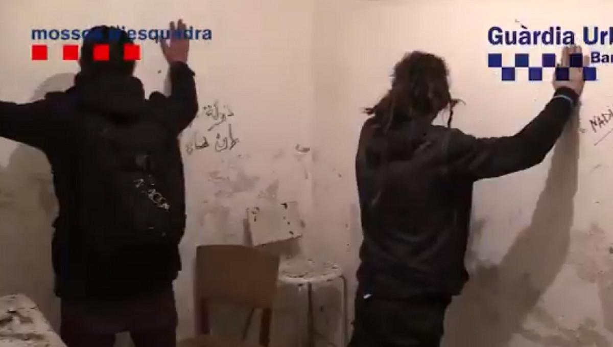 Narcopiso raval mossos guardia urbana