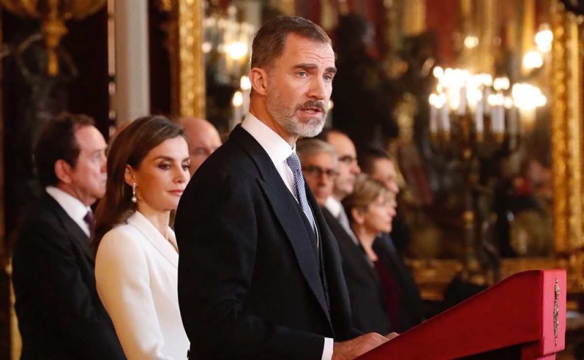 Felipe vi embajadores catalunya