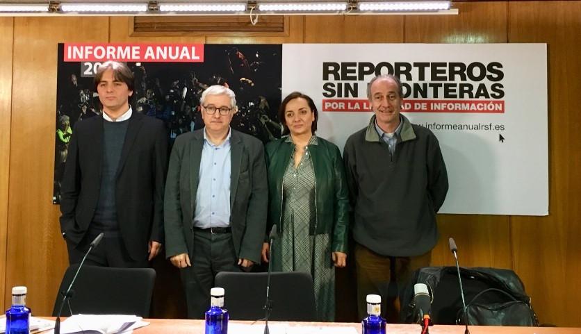 Rsf informe anual 2017