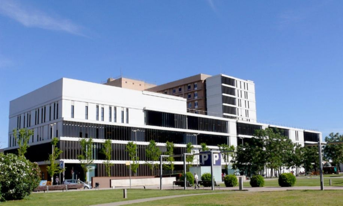 Parc taulu00ed hospital