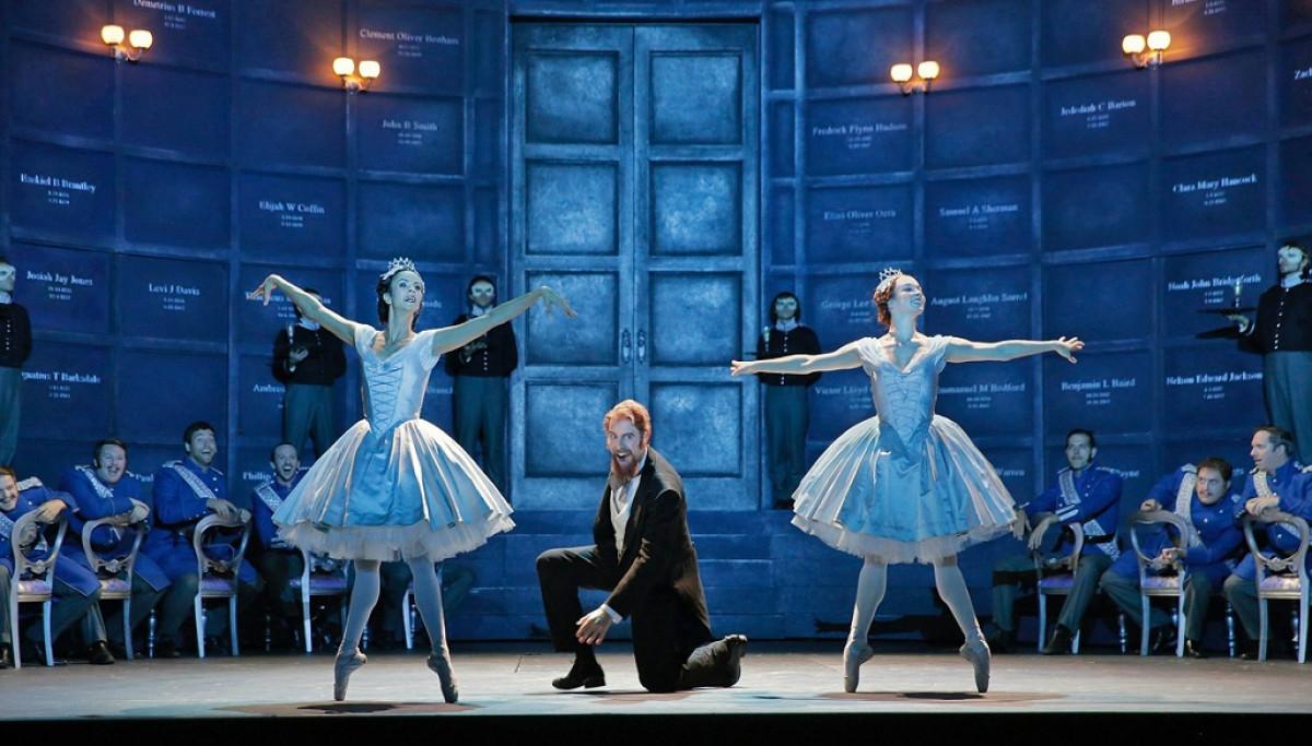 Romeo y julieta gran teatre del liceu