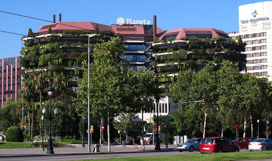 Edificio planeta barcelona