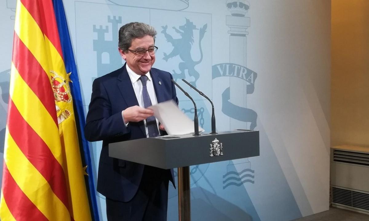 Enric millo delegaciu00f3n gobierno cataluu00f1a 14022018