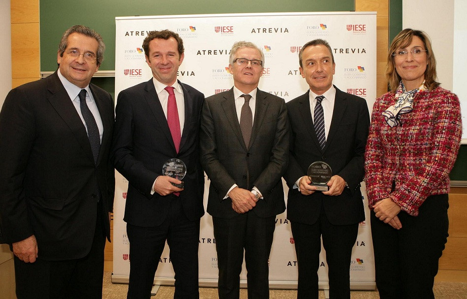 Premios Foro Buen Gobierno la caixa 28022018