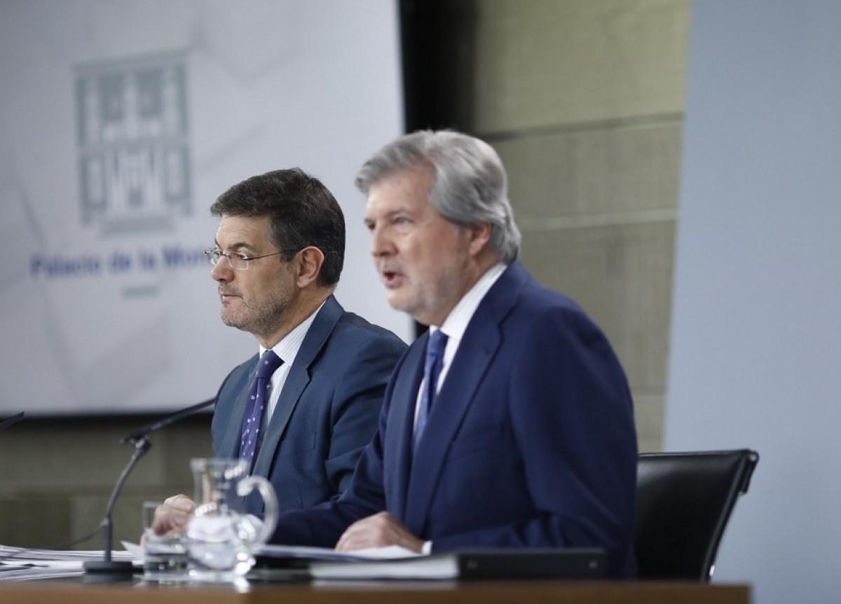 Catalu00e1 mu00e9ndez de vigo consejo de ministros