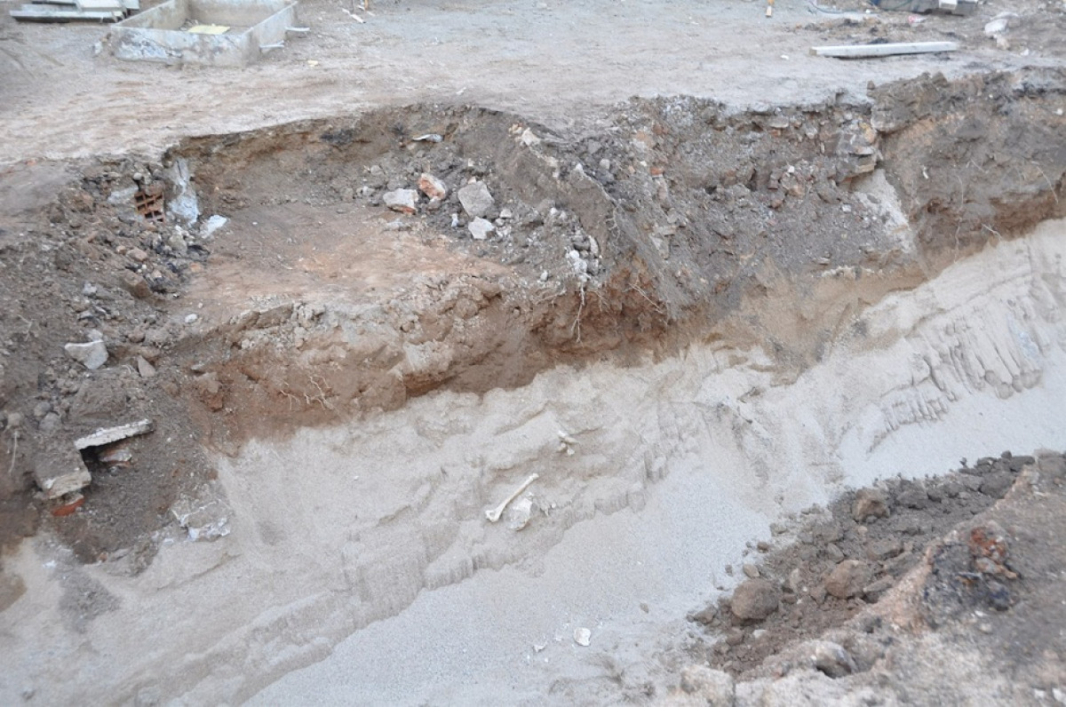 Icub restos arqueologicos romanos ciutat vella barcelona