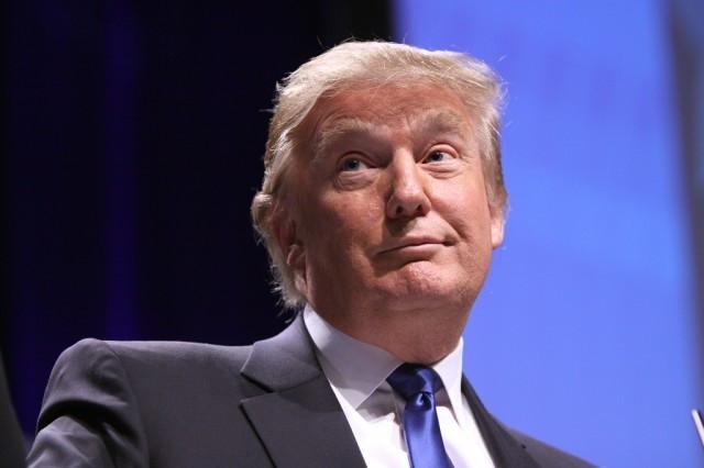 Donald trump op 1 1