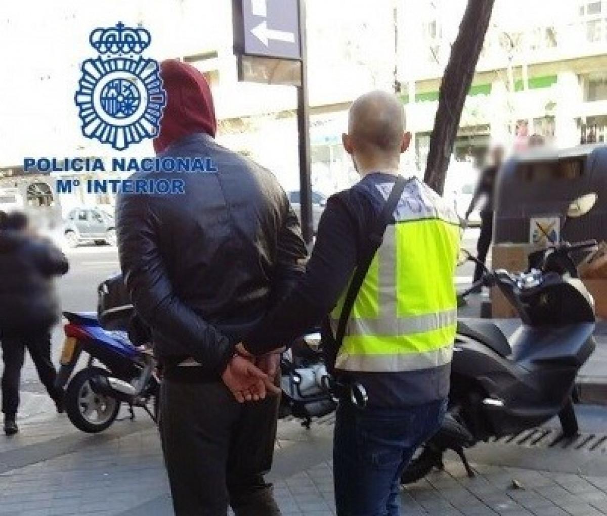 Policia nacional 29032018