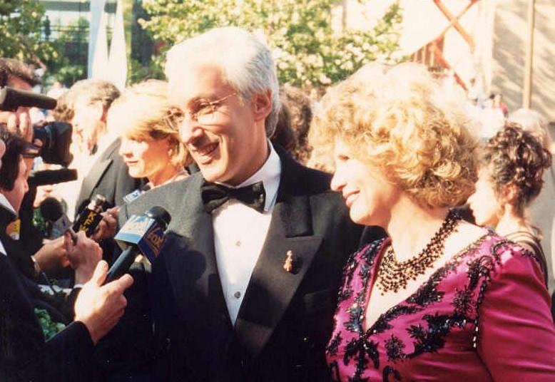 Steven Bochco and Barbara Bosson 3849