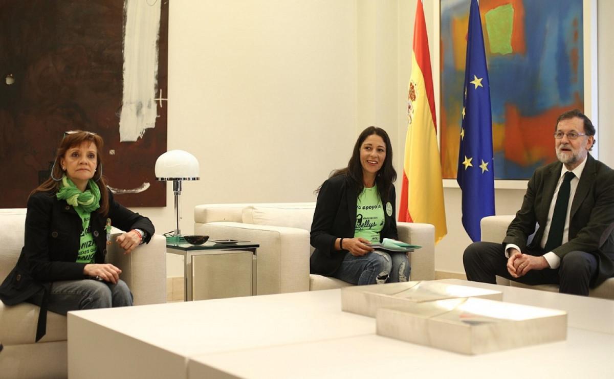Rajoy kellys moncloa 05042018