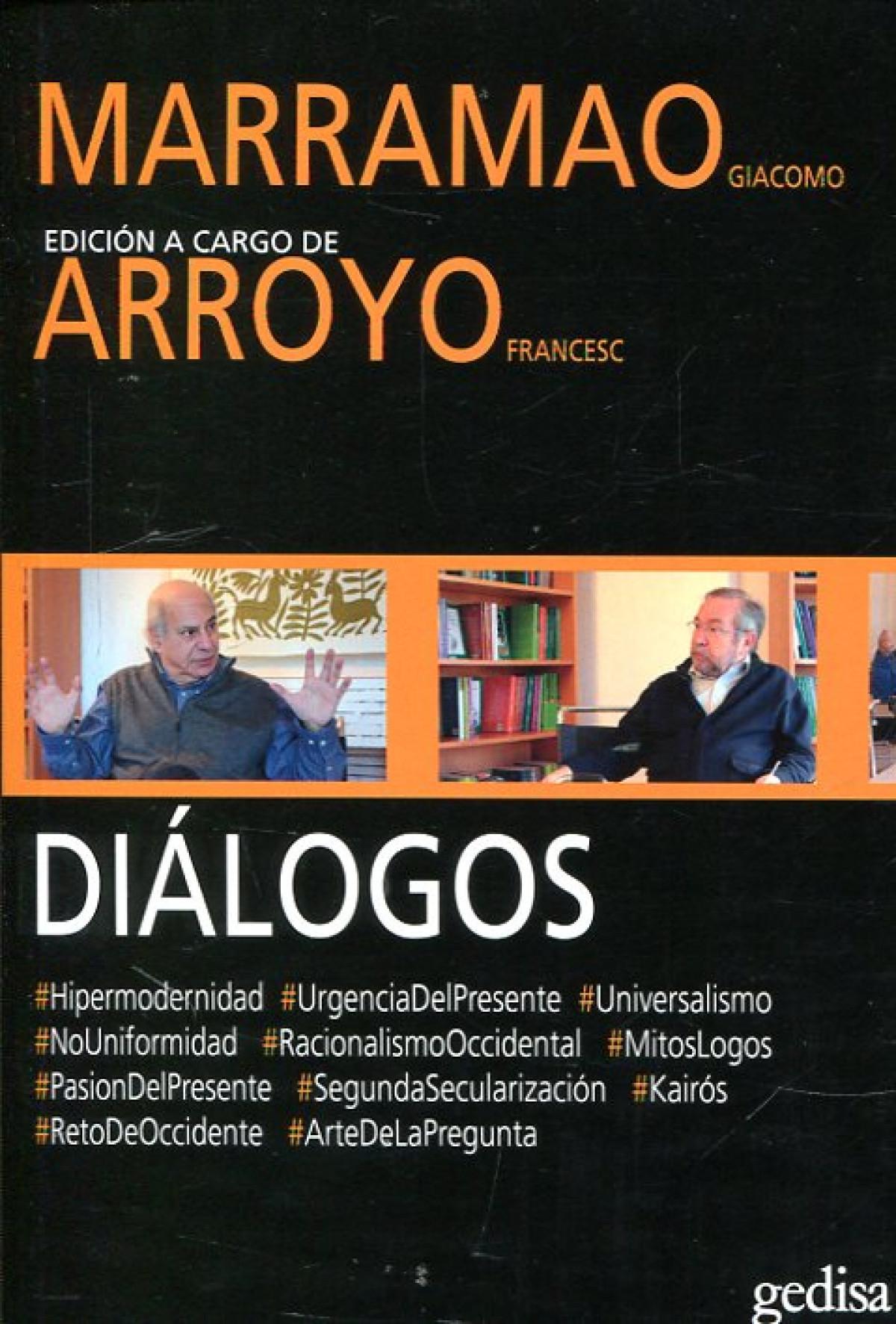 Diu00e1logos Marramao Arroyo