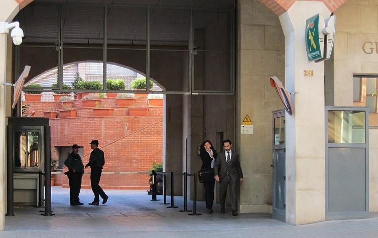 Jordi Puigneru00f3 guardia civil 09042018