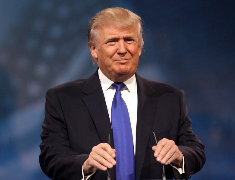 Donald trump 10042018