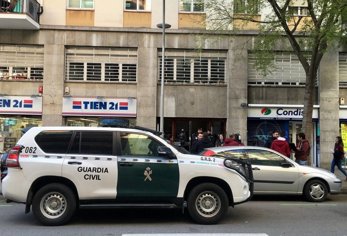 Narcotru00e1fico catalunya guardia civil 10042018