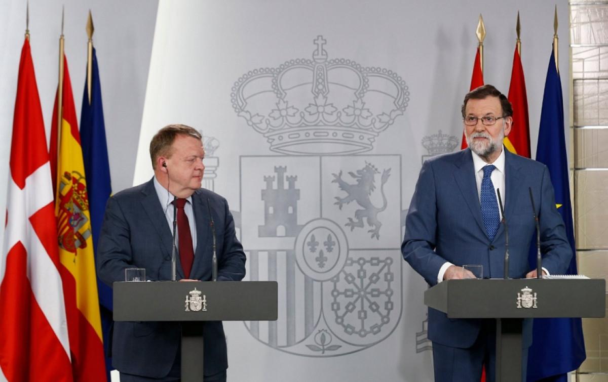 Rajoy presidente dinamarca 13042018