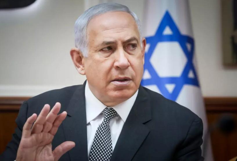 Benjamin Netanyahu 30042018