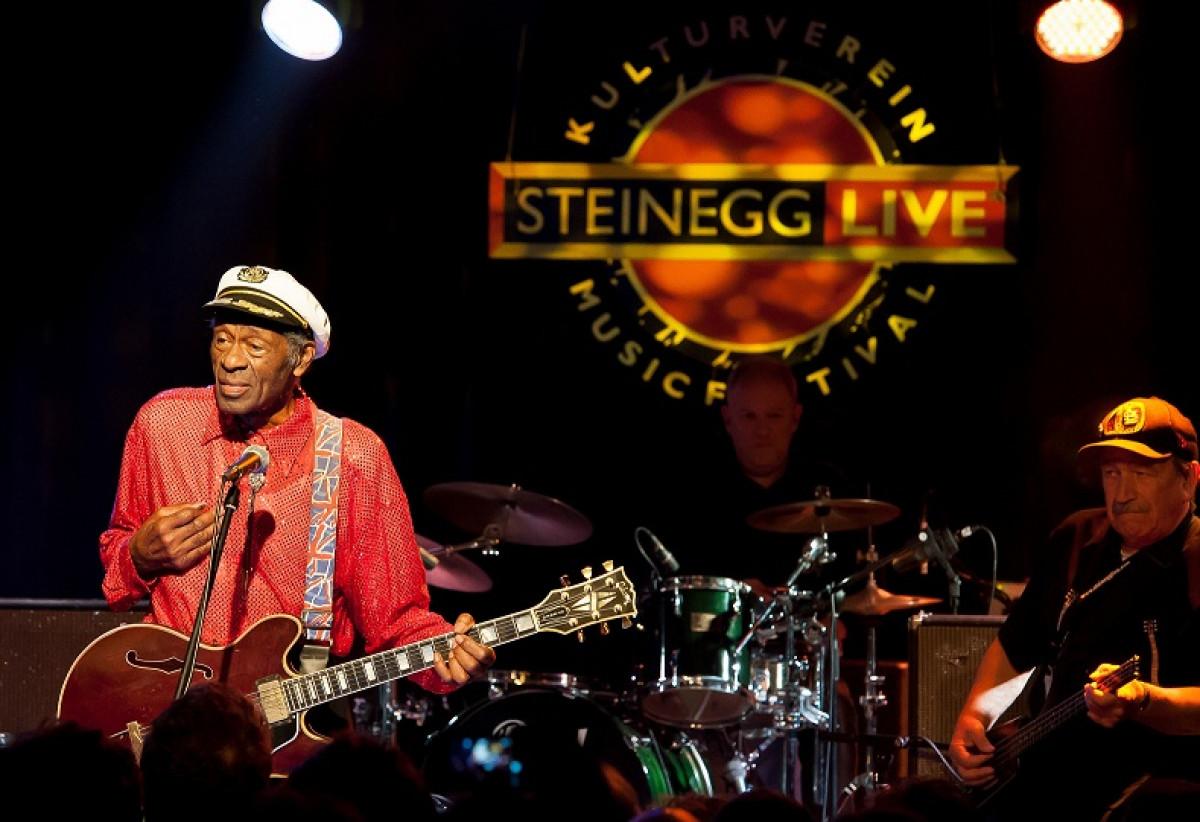 Chuck Berry gibson guitar guitarra 02052018