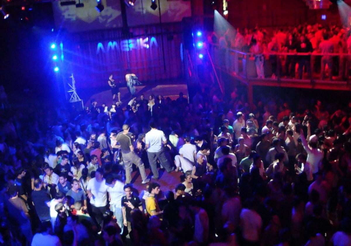 Discoteca fiesta ocio nocturno descanso vecinal 03052018