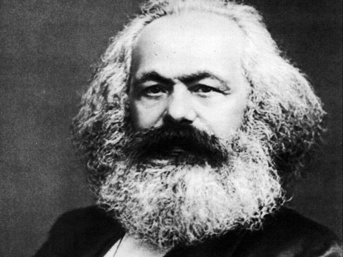 Karl Marx 07052018