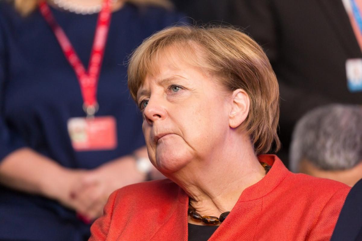 Angela merkel acuerdo iru00e1n trump 09052018