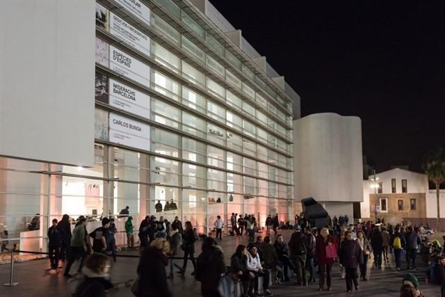 Nit dels museus noche museos 09052018