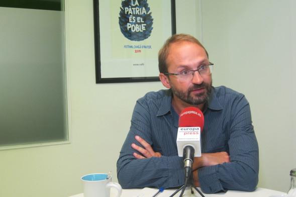 Joan Herrera renuncia a la dirección general del IDAE por motivos personales