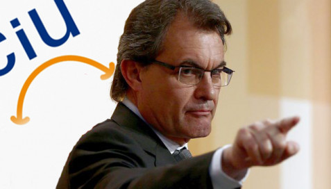 Artur mas cdc fired