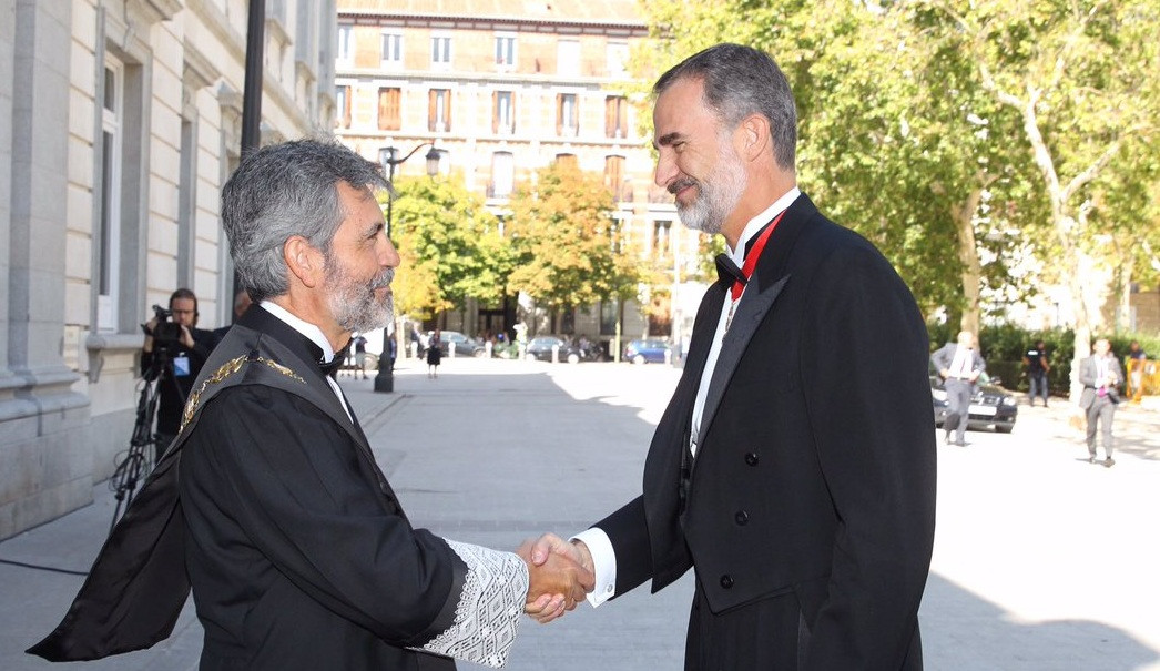CarlosLesmes ReyFelipeVI 1