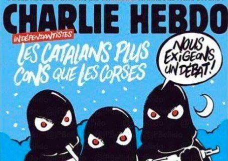 Charlie Hebdo catalunya 1