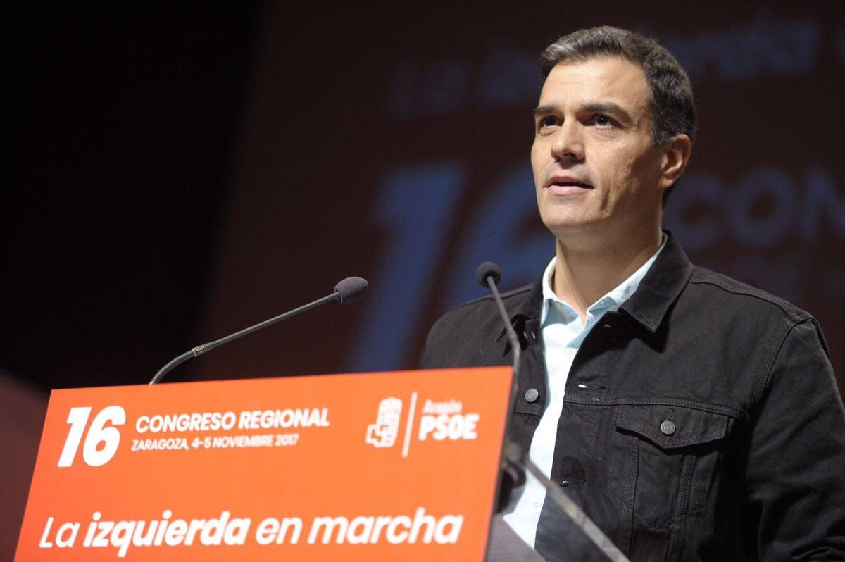 Pedro sanchez Castejon