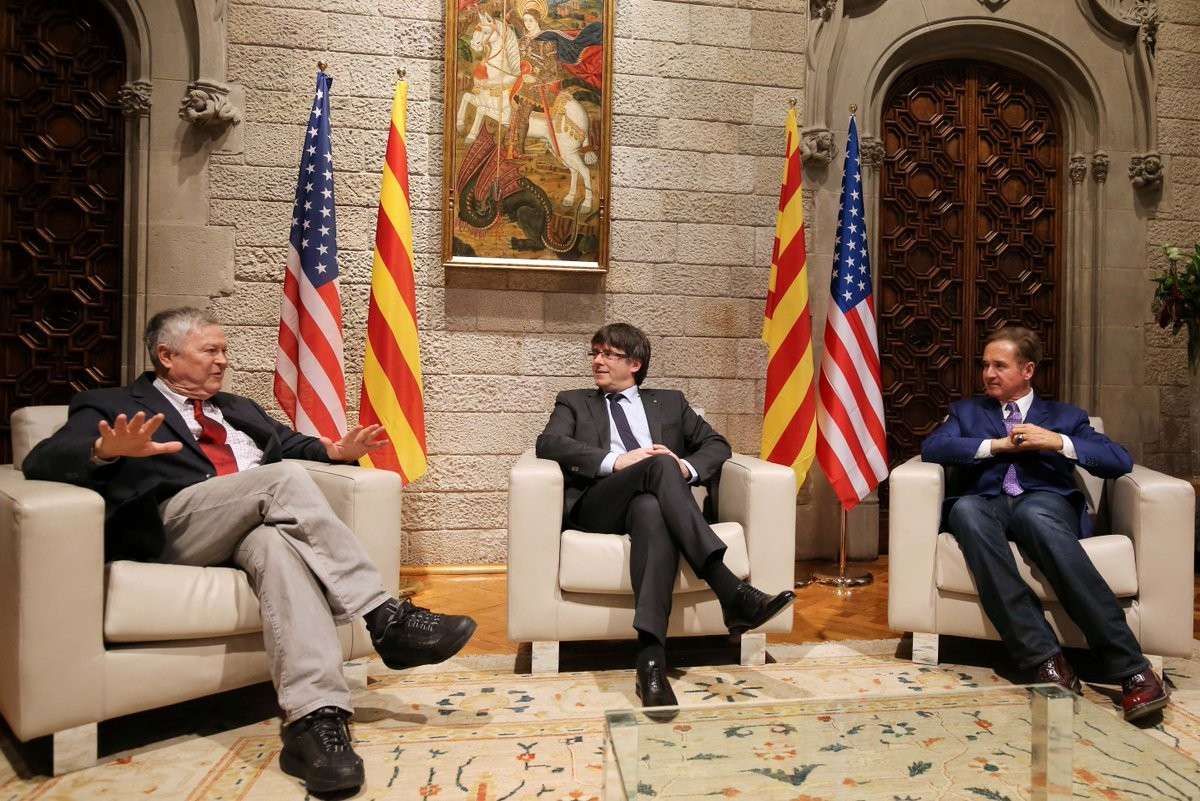 Puigdemontconcongresistasnorteamericanos