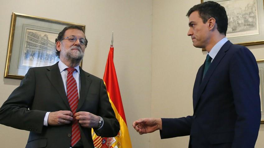 Rajoy sanchez cobra